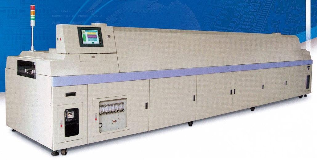 smt reflow machine